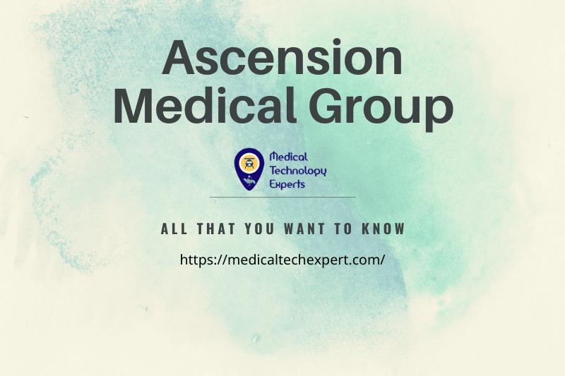 Ascension Medical Group Information