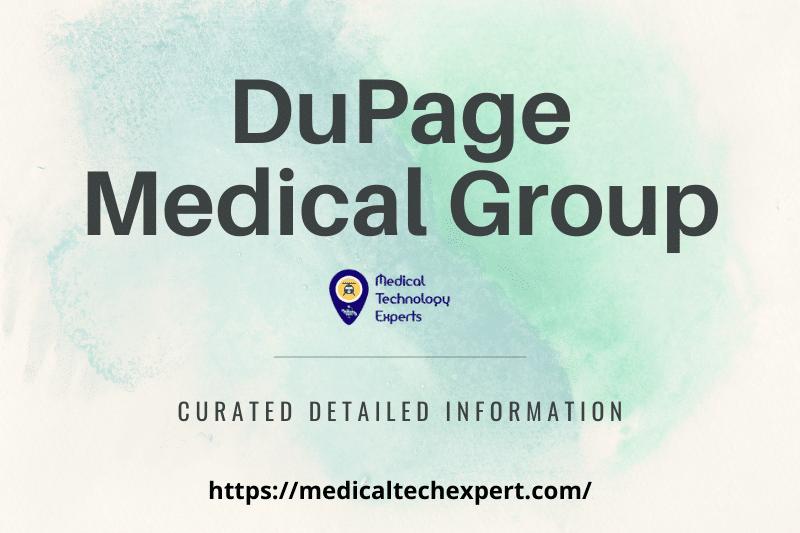 DuPage Medical Group Details