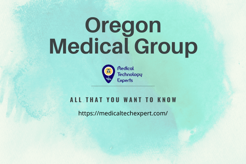 Oregon Medical Group Information
