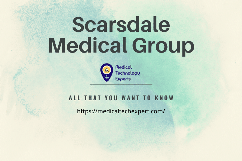 Scarsdale Medical Group Information